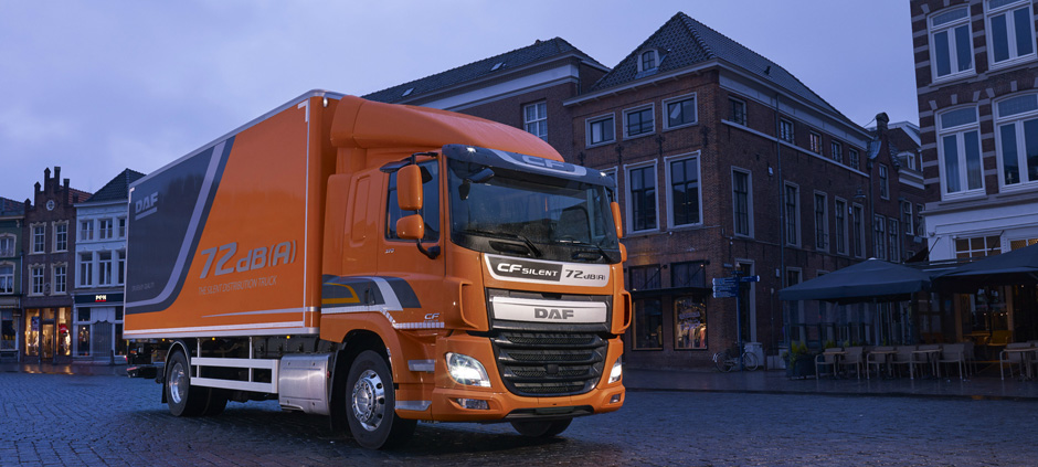 DAF CF Silent Fleet Transport Award 2016 940